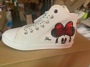 GEOX Disney Winnie Puuh Sneakers für Mädchen ,Gr.34