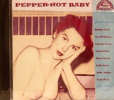 PEPPER-HOT BABY - 25 VA Tracks on Pan American