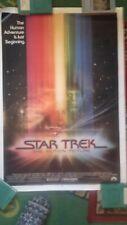 STAR TREK THE MOTION PICTURE 1995 FILM POSTER
