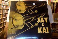 J.J. Johnson and Kai Winding Jay and Kai LP sealed vinyl RE reissue