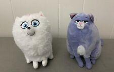 "New listing Ty 6"" The Secret Life Of Pets Chloe Plush Stuffed Animal & 5.5"" Gidget Dog Toys"