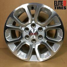 "Set of 4 2014-2018 GMC Sierra 1500 Yukon 18"" Genuine OEM Wheel Rim - Take Offs"