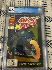 GHOST RIDER V2 #1 CGC 6.5 WHITE PGS 5/90 1st Appearance Dan Ketch as Ghost Rider