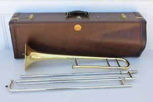 Bach Stradivarius 16M Bb 16 Trombone PROFESSIONAL STORE DISPLAY CONDITION