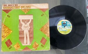 "Soki Ohale's Uzzi ""Chicken Fled"" 1977 Afrobeat Funk Soul LP Friendship Nigeria"
