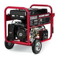 Miami Pickup Gentron 8,000W / 10,000W Portable Gas Powered Generator