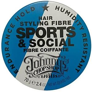 Johnny's Chop Shop Sports & Social Hair Fibre Coiffante 70g strong matte texture