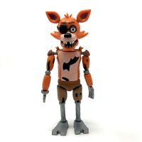 """Funko Five Nights at Freddy's Articulated Foxy 5"""" Pirate Action Figure FNAF"""