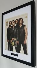 The Killers-Framed Original NME-Plaque-Certificate-VERY RARE 60 Years-UNIQUE