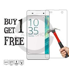 Tempered Glass 100% Clean Film Screen Protector for Sony Xperia XA Mobile Phone