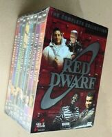 Red Dwarf The Complete Series 1-8 Collection (DVD,18-Disc) Ships Priority Mail