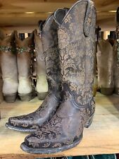 OLD GRINGO IRON EAGLE LADIES BOOTS L1276-4 FREE SHIPPING