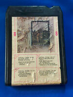 Led Zeppelin IV 8 Track Cassette Tape Untested ZOSO Ampex M-87208