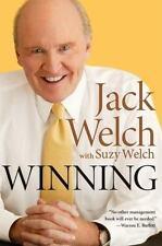 Winning, Jack Welch, Suzy Welch, 0060753943, Book, Good