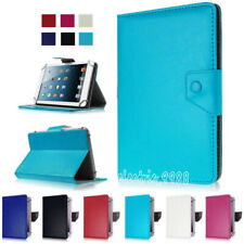 """Folio Leather Stand Cover Case For 7"""" 8"""" 10.1"""" Samsung Galaxy Tab A/2/3/4 Tablet"""
