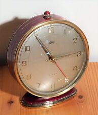 vintage alarm clock - Seltener mechanischer Schatz Wecker Uhr 8 Tage Werk ~ 50er