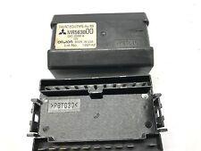 2002 - 2003 MITSUBISHI ECLIPSE GALANT FRONT ECU RELAY UNIT COMPUTER MR563000