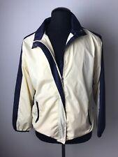 Ashworth Polyester Lightweight Full Zip Golf Windbreaker Jacket Men Size Medium