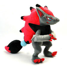 "13"" Pokemon New ZOROARK Rare Plush Doll Toy New 2018 New NNNNN"
