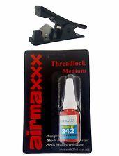 Air Hose Cutter Tool  & Thread Locker Blue 242 Air Ride Suspension Quick Cut