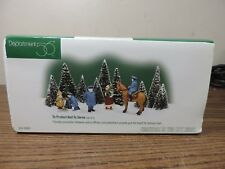 Department 56 Christmas in The City #58902 To Protect and Serve - 3 pieces