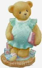 Cherished Teddies: Anxiously Awaiting The Arrival (Enesco)