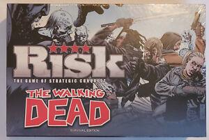Risk: The Walking Dead - Survival Edition - Hasbro