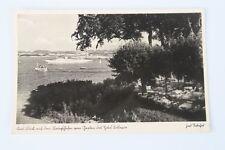 Ansichtskarte Kiel 1938 Blick auf den Kriegshafen