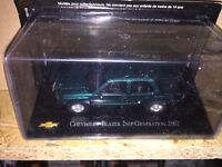 "DIE CAST "" CHEVROLET BLAZER 2ND GENERATION - 2002 "" CHEVROLET SCALA 1/43"