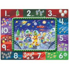 Floor Puzzle Kids Mat Maths and Numbers - Leap to the moon 36 Large Piece New