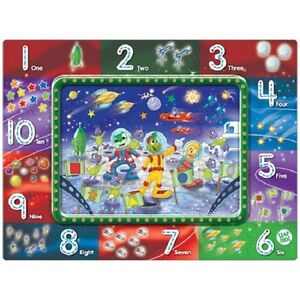 """Floor Puzzle Kids Large Giant Piece Mat - Learn Numbers & Maths 18"""" x 24"""""""