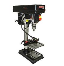 "Craftsman 10"" Bench Laser Drill Press 1/2 HP Motor Adjustable 10-inch"