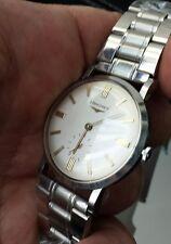 LONGINES , swiss vintage Watch anni 65, Acciaio inox, Calibro 232. Perfetto.