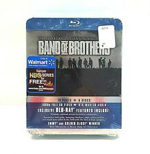 Band Of Brothers Tv Show Tin Blu Ray Box Set Exclusive Features