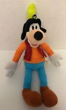 "Fisher Price TALKING GOOFY 12"" Plush Doll Disney 2007 Stuffed Animal"