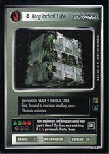 STAR TREK CCG THE BORG RARE CARD BORG TACTICAL CUBE
