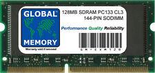 128MB PC133 144-pin SDRAM SODIMM Akai MPC500/MPC1000/MPC2500 Proben (EXM128)