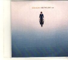 (DT636) Geva Alon, I See The Love - 2012 DJ CD