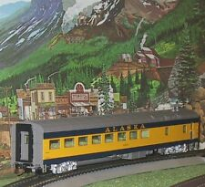 Sale! PROTO 11700 ALASKA RAIL ROAD AC&F CAFE LOUNGE (1971 scheme) #4002 NIB