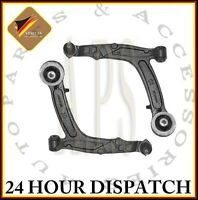2x FIAT PANDA MK3 2003-2012 FRONT WISHBONE LEFT & RIGHT SIDE SUSPENSION ARM NEW