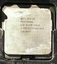 Intel Pentium 4 630 sl7z9 3 GHz (JM80547PH0802M) Processor  socket 775 800 fsb