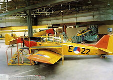 Postcard 407 - Aircraft/Aviation Fokker S-11 Instructor