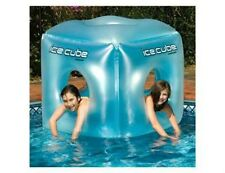 NEW Swimline Ice Cube Habitat 9073 Kids Inflatable Pool Water Beach Toy
