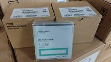 BRAND NEW (10 PACK) HP C7977A BACKUP TAPE CARTRIDGES LTO ULTRIUM 7 ORIGINAL SEAL