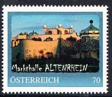 PM  HUNDERTWASSER - Markthalle ALTENRHEIN (8106677)