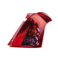 SUZUKI SWIFT 7/2007-2010 REAR TAIL LIGHT DRIVERS SIDE O/S