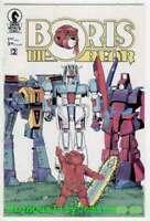 BORIS the BEAR #2, NM, Transformers, 1986, Parody, Robots, more indies in store
