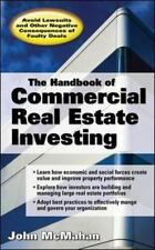 The Handbook of Commercial Real Estate Investing: State of the Art Standards for