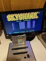 🔥100% WORKING NINTENDO NES RARE FUN ARCADE Game Cartridge - TAITO - SKY SHARK🔥