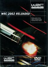 WRC 2002 RELOADED. PAL DVD (EUROPEAN) WORLD RALLY CHAMP. 140 Min. App. SUBTITLES